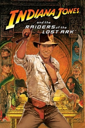 Poster Raiders of the Lost Ark 1981