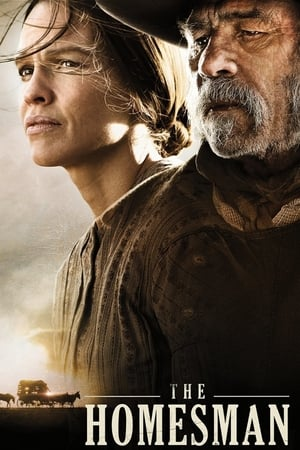 Poster The Homesman 2014