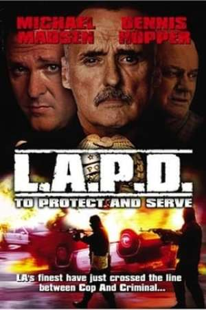 Image L.A.P.D.: To Protect And To Serve