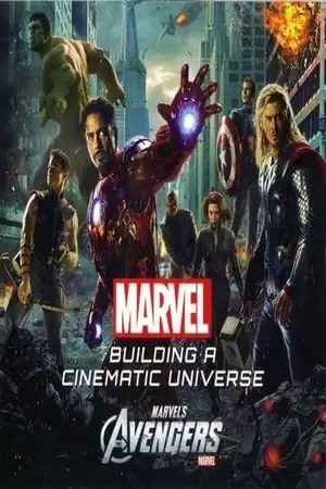 Image Marvel's Avengers: Building A Cinematic Universe