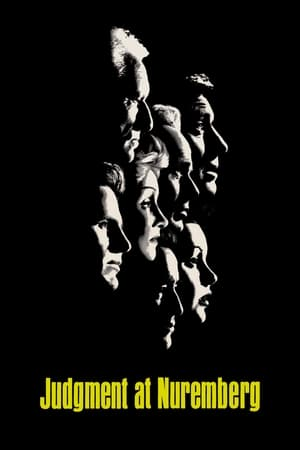 Poster Judgment at Nuremberg 1961