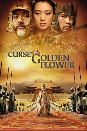 Poster Curse of the Golden Flower 2006