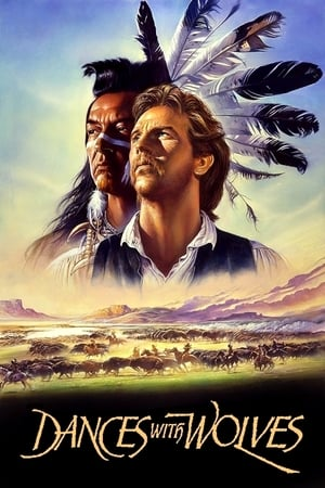 Poster Dances with Wolves 1990