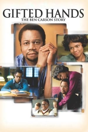 Poster Gifted Hands: The Ben Carson Story 2009