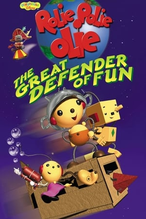 Image Rolie Polie Olie: The Great Defender of Fun