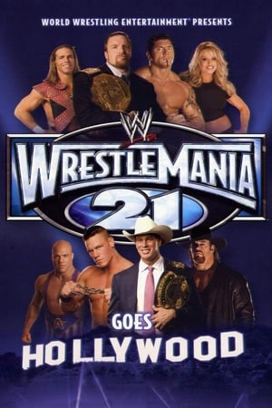Image WWE WrestleMania 21