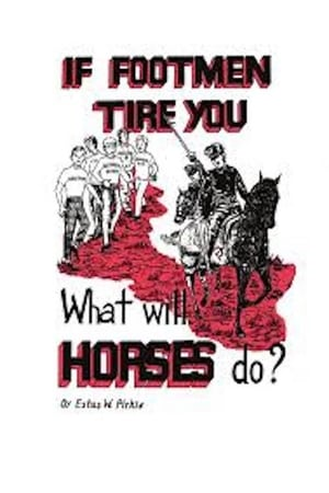 Image If Footmen Tire You, What Will Horses Do?