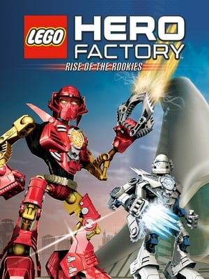 Image LEGO Hero Factory: Rise of the Rookies