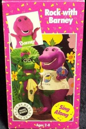 Image Rock with Barney