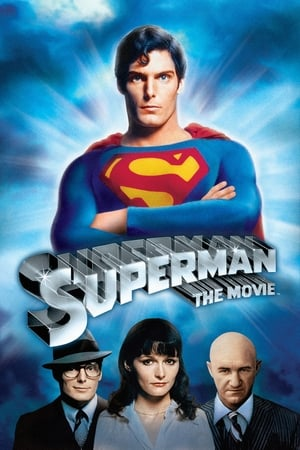 Poster Superman 1978