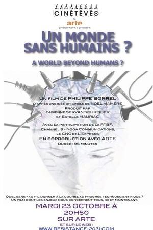 Un Monde sans humains?