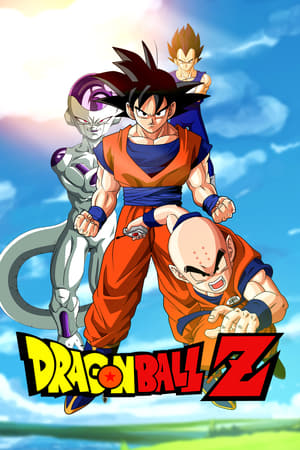 Poster Dragon Ball Z Kid Buu Saga Time Struggle 1995