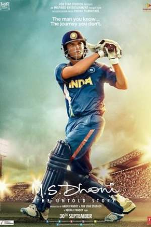 Image M.S. Dhoni: The Untold Story