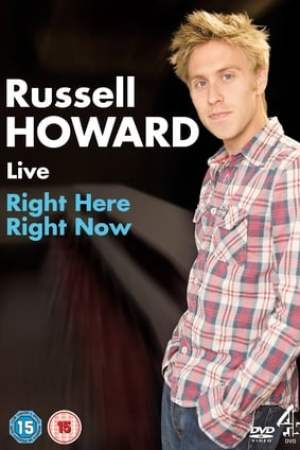 Image Russell Howard: Right Here Right Now