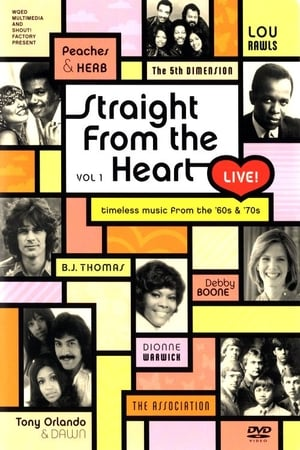 Straight From The Heart Live! - Vol. 1