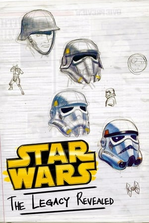 Poster Star Wars: The Legacy Revealed 2007