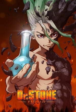 Poster Dr. Stone Stone Wars To Destroy and to Save 2021