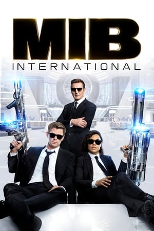 Poster Men in Black: International 2019