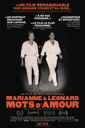 Image Marianne & Leonard : words of love