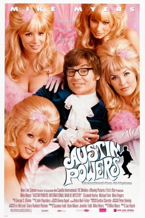 Image Austin Powers: International Man of Mystery