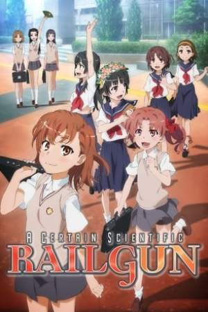Poster A Certain Scientific Railgun 2009