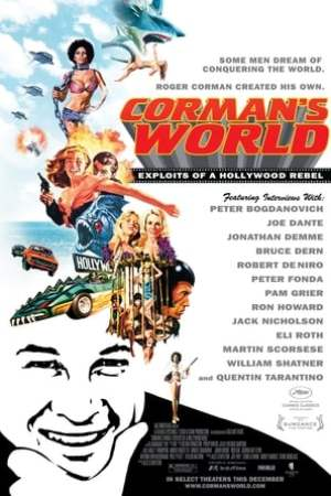 Image Le Monde de Corman : Exploits d'un rebelle hollywoodien