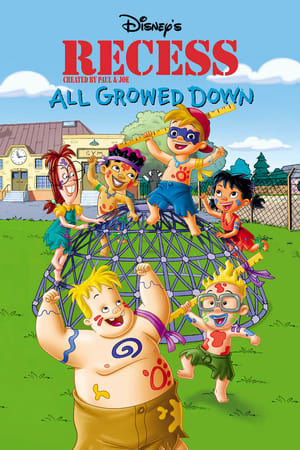 Image Recess: All Growed Down