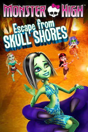 Image Monster High: Escape from Skull Shores