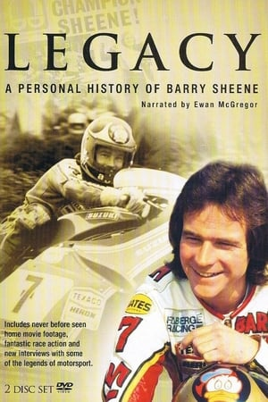 Image Legacy: A Personal History of Barry Sheene