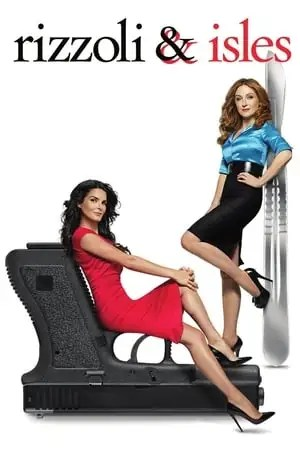 Poster Rizzoli & Isles 2010