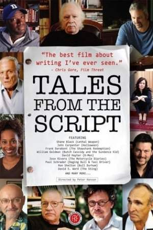 Image Tales from the Script