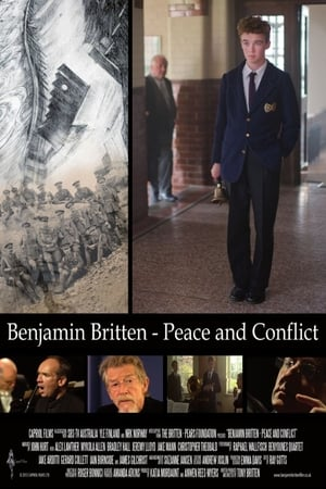Image Benjamin Britten: Peace and Conflict