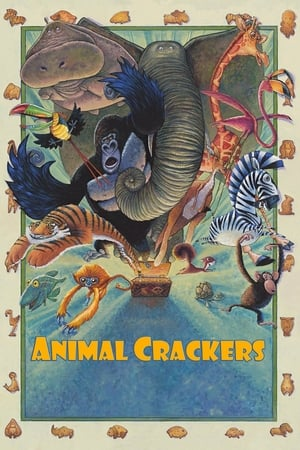 Poster Animal Crackers 2017