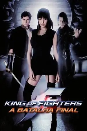 Poster The King of Fighters 2009