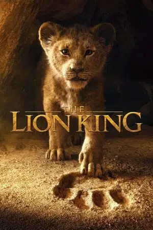 Poster The Lion King 2019