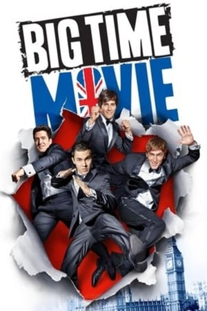 Image Big Time Rush: La Película