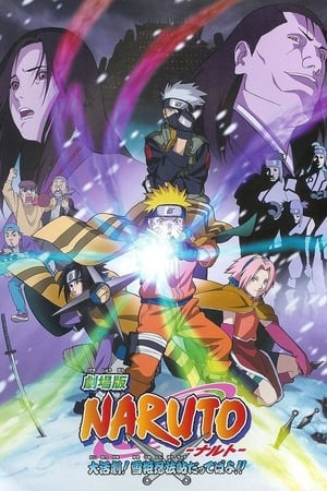 Image Naruto - The Movie - Geheimmission im Land des ewigen Schnees