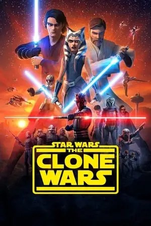 Poster Star Wars: The Clone Wars 2008
