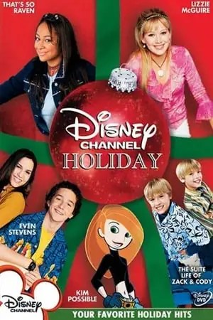 Image Disney Channel Holiday