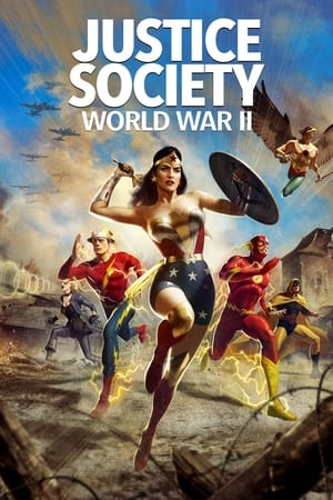 Image Justice Society : World War II