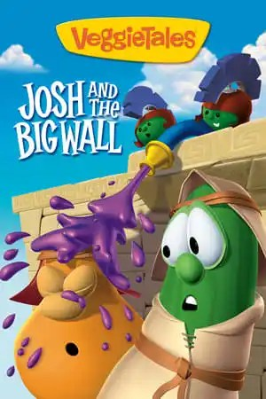 Image VeggieTales: Josh and the Big Wall