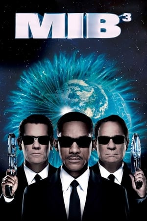 Poster Men in Black 3 2012