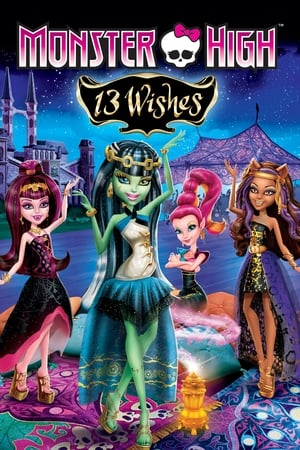 Image Monster High: 13 Wishes