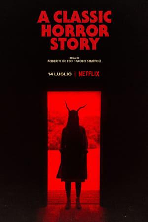 La clásica historia de terror poster