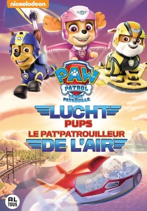 Paw Patrol - Lucht Pups
