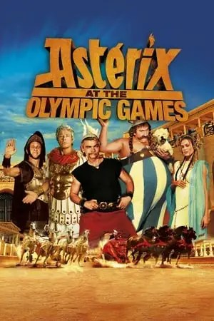 Image Astérix at the Olympic Games