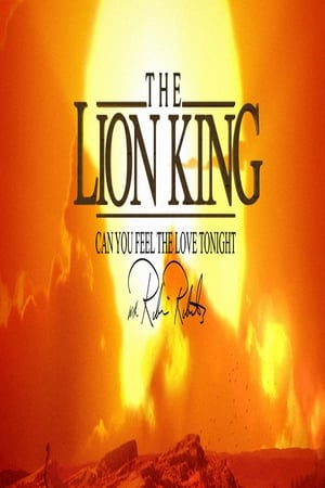 Image The Lion King: Can You Feel The Love Tonight with Robin Roberts