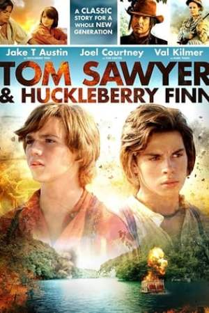 Image Tom Sawyer & Huckleberry Finn