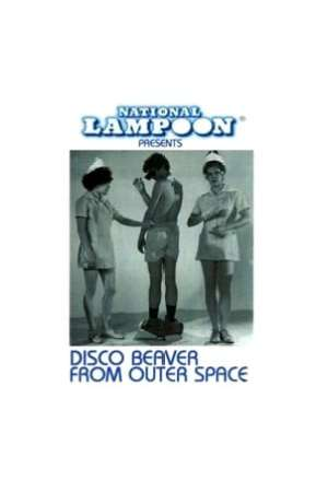 Image Disco Beaver from Outer Space