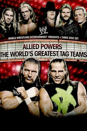 Image WWE: Allied Powers - The World's Greatest Tag Teams